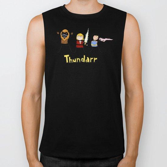 Thundarr the Barbaraian Biker Tank