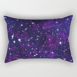 winter galactic Rectangular Pillow