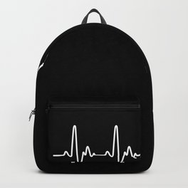 Heart For Paris Backpack