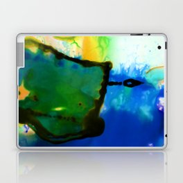 Abstract Bliss 4I by Kathy Morton Stanion Laptop & iPad Skin