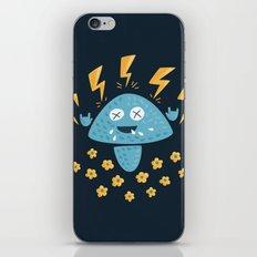 Heavy Metal Mushroom iPhone & iPod Skin