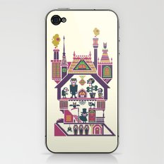 House Of Freaks iPhone & iPod Skin