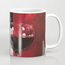 Red Wine, Still Life Coffee Mug