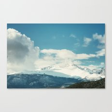 Becoming Canvas Print