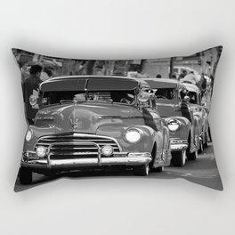 Tres Pachucos Rectangular Pillow