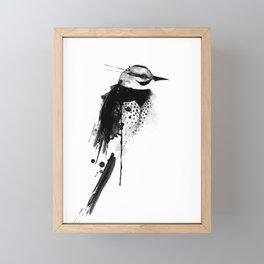 Birdy No. 5 Framed Mini Art Print