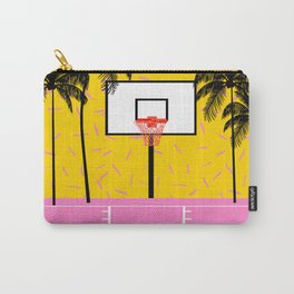 Dope - memphis retro vibes basketball sports athlete 80s throwback vintage style 1980's Carry-All Pouch