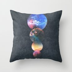 Echoes Throw Pillow