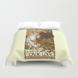 Bride Duvet Cover