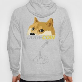DogeCoin, to the moon! Hoody