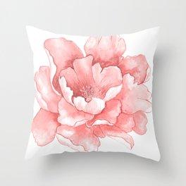 Beautiful Flower Art 21 Throw Pillow