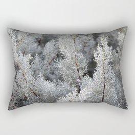 fractal magic Rectangular Pillow