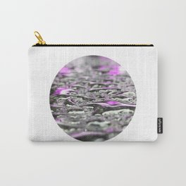 Droplets in Times Square No.3 Carry-All Pouch
