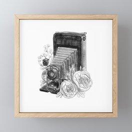 Antique v.2 Framed Mini Art Print
