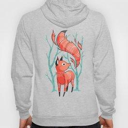Winter Fox Hoody