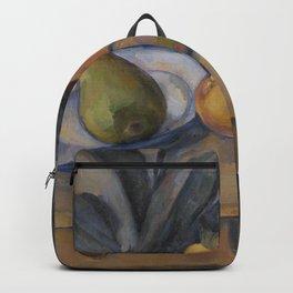 Paul Cezanne - The Large Pear (La Grosse poire) Backpack