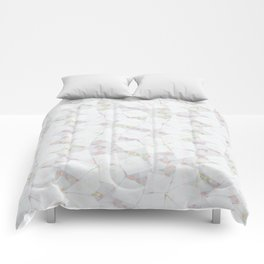 Ghost Town (Soft Glow) Comforters