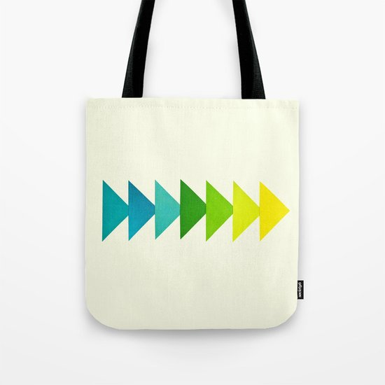 Arrows I Tote Bag