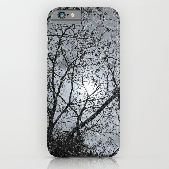 Oh Snowy Night iPhone & iPod Case