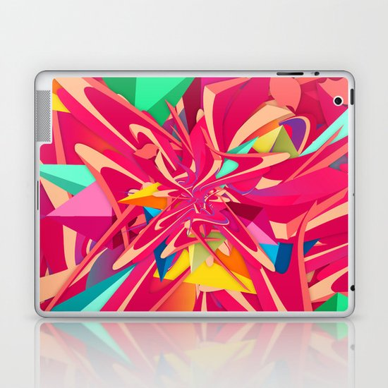 Explosion #1 Laptop & iPad Skin