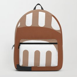 Shape study #10 - Stackable Collection Backpack