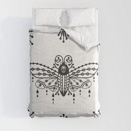Death's Head Hawkmoth – Black Comforters