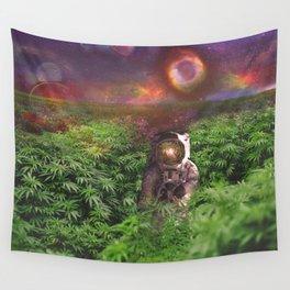 Planet Hemp Wall Tapestry