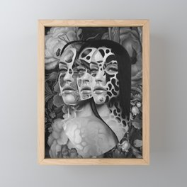 Alter Ego Framed Mini Art Print