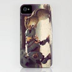 Grimlock vs Munkzilla Slim Case iPhone (4, 4s)