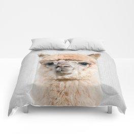 Alpaca - Colorful Comforters