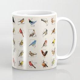50 State Birds Coffee Mug