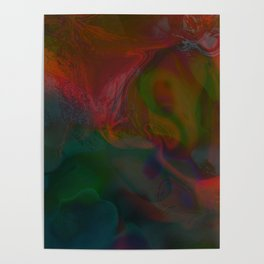 Abstract: lucid dream Poster
