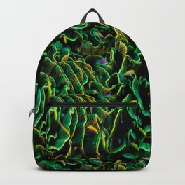 Sea coral pattern Backpack