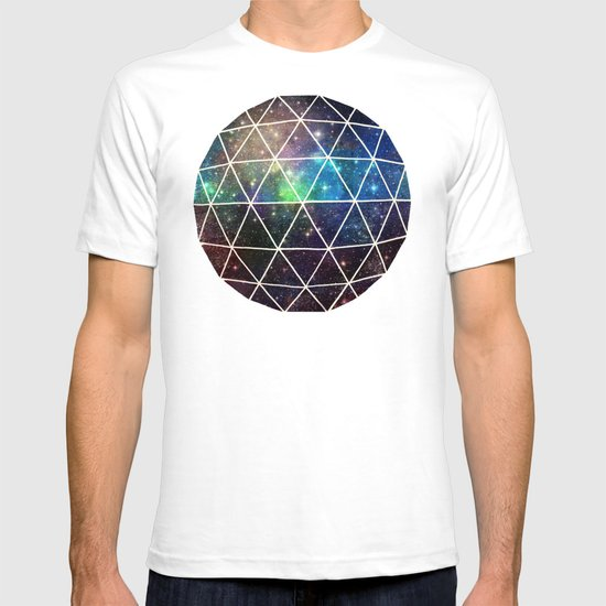 Space Geodesic T-shirt