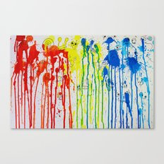 The Drip Canvas Print
