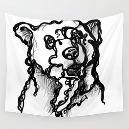 A bear Wall Tapestry