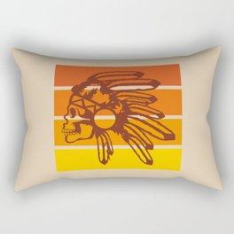 Nod to the 70's Rectangular Pillow