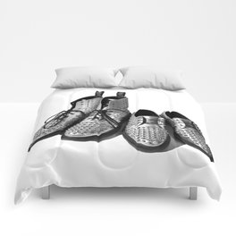 Silver Studded Docs Comforters