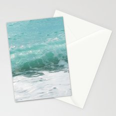 Curled Wave Stationery Cards