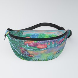Quiet Reflection Fanny Pack