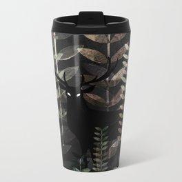 glass forest Metal Travel Mug