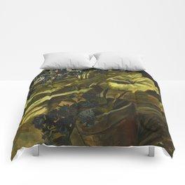 Cineraria by Vincent van Gogh Comforters