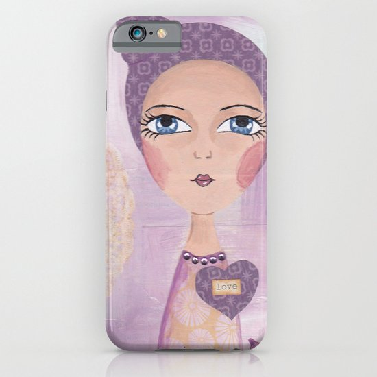 She knows the truth iPhone & iPod Case