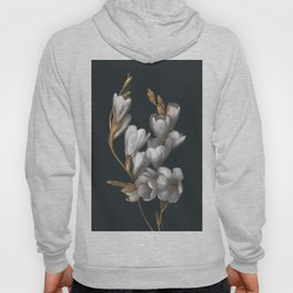 Night Flowers Hoody