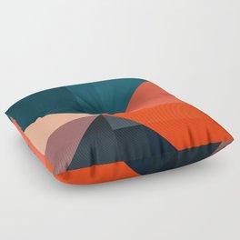 Geometric 1713 Floor Pillow