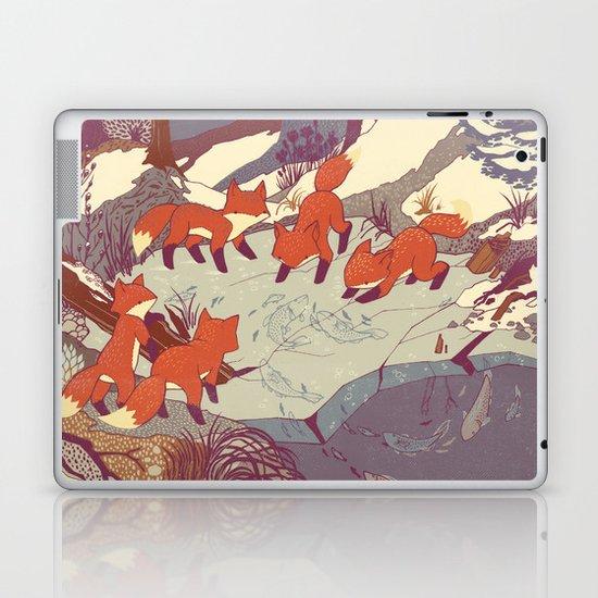 Fisher Fox Laptop & iPad Skin