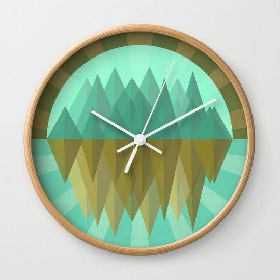 Rocks rock Wall Clock