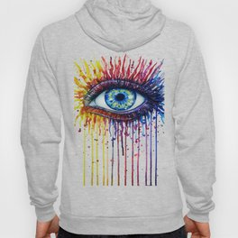 Colorful Eye Hoody