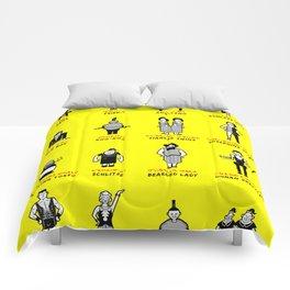 Freaks All Star Comforters