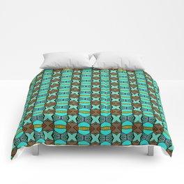 PRetzpattern Comforters